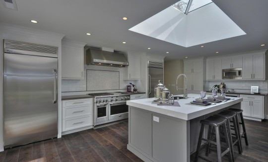 1894 Oak Knoll Lane Menlo Park-large-009-Kitchen-1500x999-72dpi