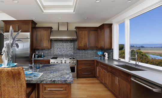 Pajaro Dunes kitchen
